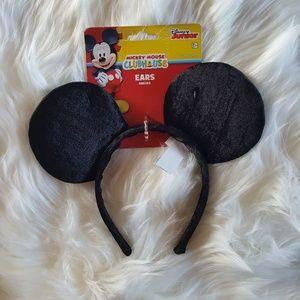 💋 NWT Mickey Mouse Ears Headband